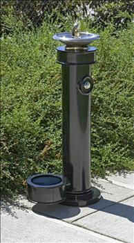 2010-03 Drinking Fountain with Pet Bowl