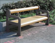 Skyline 2111-6 Bench with Armrests