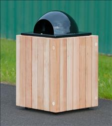 Arbor 2252-DT Dome Top Litter Container