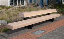Fortis 2214-1 Big Timber Bench - shifted left
