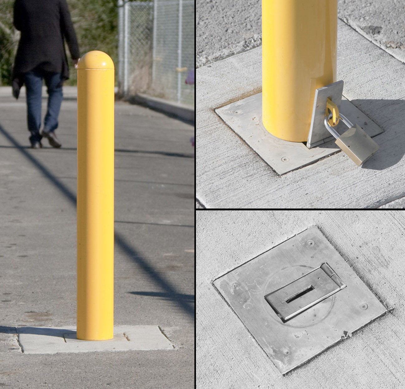 Timberform site furnishings - Decorative and safety bollards for your home ...