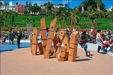 TimberForm Arbor Sculptures