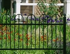 Custom Fence, National Park Service