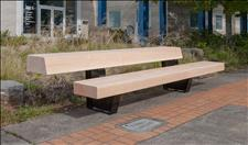 Fortis 2214-2 Big Timber Bench - shifted right