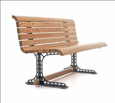 Custom Marche Bench